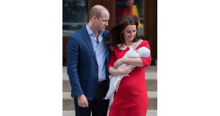Историческото значение на името на кралското бебе