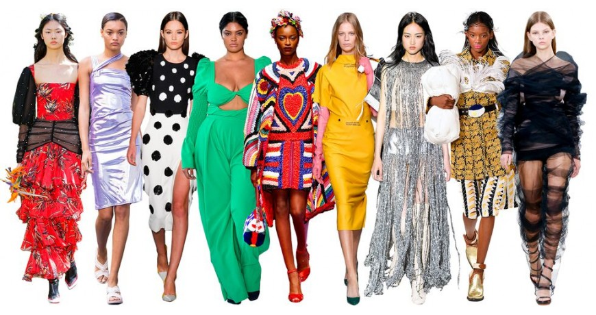 Модни тенденции за Пролет 2018